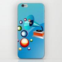 Atomic Music iPhone & iPod Skin