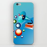 Atomic Music iPhone & iPod Skin
