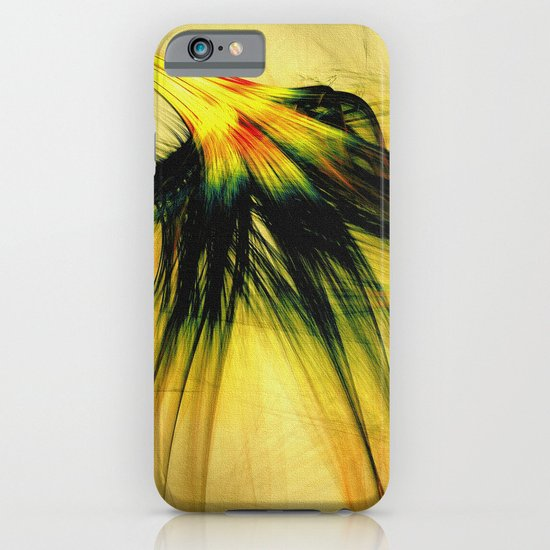 Flower in the Wind 2 iPhone & iPod Case