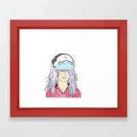 The Young Soul Framed Art Print