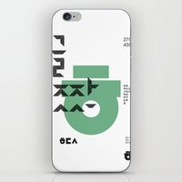 vol.3 nº1 iPhone & iPod Skin
