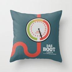 Das Boot - U-boot 96 - A… Throw Pillow