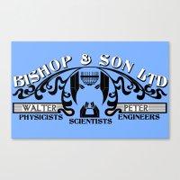 Bishop & Son Ltd Canvas Print