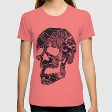 Ancestors Womens Fitted Tee Pomegranate SMALL