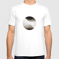 Angles Redux Mens Fitted Tee White SMALL