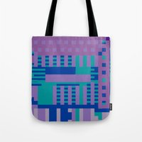tcanvasmosh18x2a Tote Bag