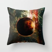 DUNE Planet Arrakis Post… Throw Pillow