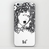Med-usa iPhone & iPod Skin