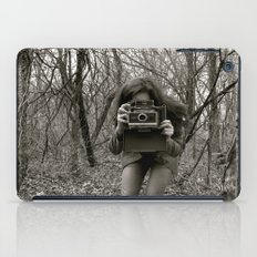 Stuck in the Past iPad Case
