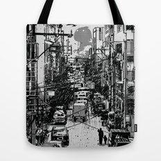 Something In Between Tote Bag