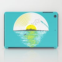 Morning Sounds iPad Case