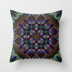 Not All That Glitters is Gold Throw Pillow