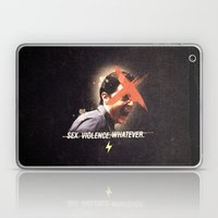 Black Mirror | Dale Cooper Collage Laptop & iPad Skin