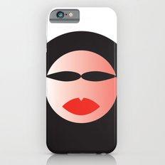Hijab woman iPhone 6 Slim Case