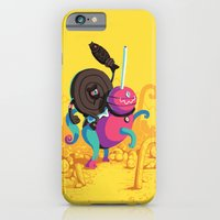 iPhone & iPod Case featuring Kaiser Licorice III by Mathijs Vissers