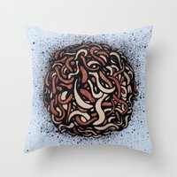 Collective Consciousness… Throw Pillow