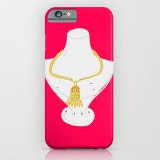 Gold Tassel Slim Case iPhone 6s