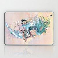 Journeying Spirit (ermine) Laptop & iPad Skin