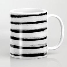 Black and White Stripes II Mug