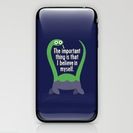 Myth Understood iPhone & iPod Skin