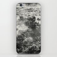 Somewhere Over The Cloud… iPhone & iPod Skin