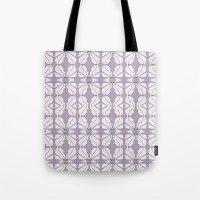 Lavender Wings Tote Bag