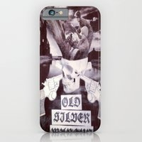 iPhone & iPod Case featuring OSWG Blast Masters Plate by oldsilverwargun
