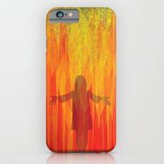 hephaestus in her hands iPhone 6 Slim Case