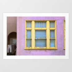 Apartment To Rent - Clot… Art Print