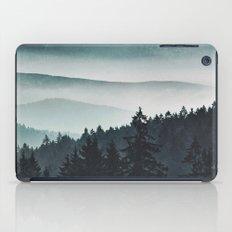 Mountain Light iPad Case