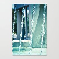 Waterfalling. Canvas Print