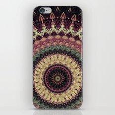 Mandala 273 iPhone & iPod Skin
