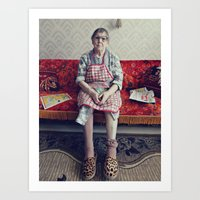 Life After Eighty Art Print