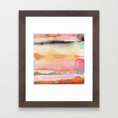 no. eighty four  Framed Art Print