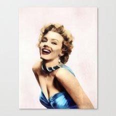 Marilyn #1 Canvas Print