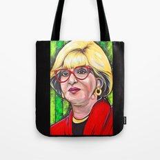 Sally Jessy Raphael Tote Bag