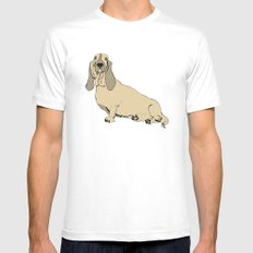 Barry White Mens Fitted Tee SMALL