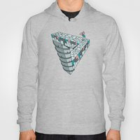 Up And Down City Hoody