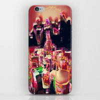 coctail party iPhone & iPod Skin