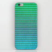 Aztec Summer iPhone & iPod Skin