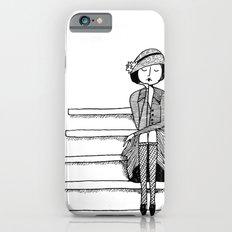 vintage vixen Slim Case iPhone 6s