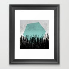 Woods 3 Framed Art Print