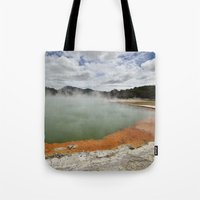 Thermal Pool Tote Bag