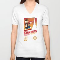 Tower Of Darkness Unisex V-Neck