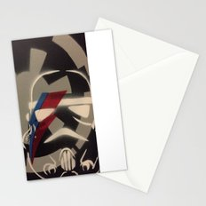 Trooper in Space Stationery Cards