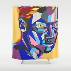 Mystique Shower Curtain