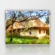 old Ukrainian house  Laptop & iPad Skin