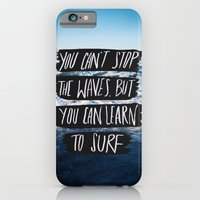 Learn to Surf iPhone 6 Slim Case