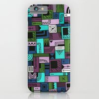 iPhone & iPod Case featuring I'll Make Punch by Nick Villalva