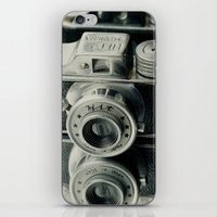 Hit Vintage Camera iPhone & iPod Skin